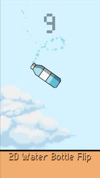 2D Water Bottle Flip apk screenshot