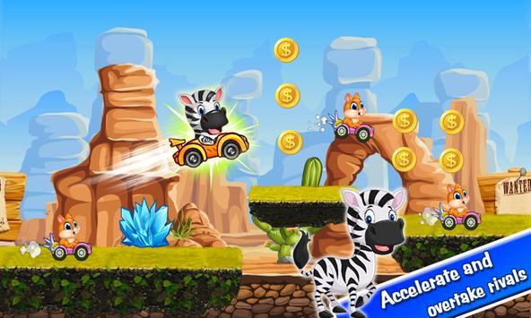 Panda racing Kids apk screenshot