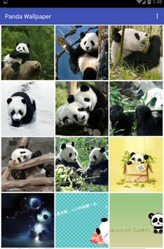 Panda Wallpaper apk screenshot