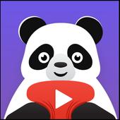 Panda Video Compressor: Movie & Video Resizer (Unreleased) icon