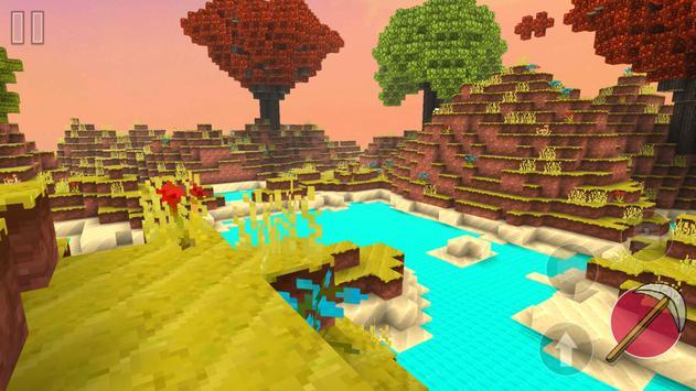 Pixel BuildCraft: World Craft apk screenshot