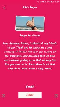 Life Changing Bible Prayers screenshot 2