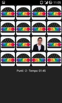 Pane e Design Memory game screenshot 1