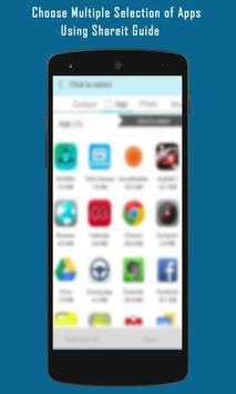 New SHAREit 2017 Guide apk screenshot