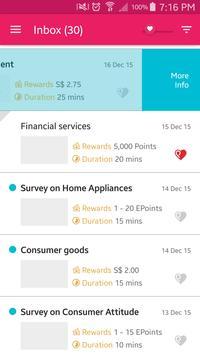 SurveyEx apk screenshot