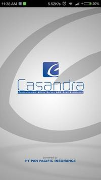 Casandra Towing poster