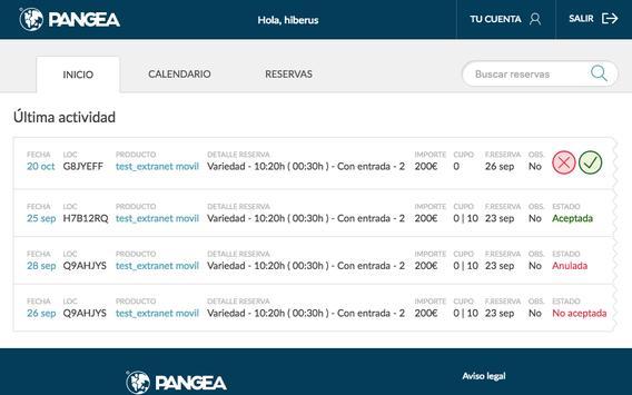 Pangea PRO screenshot 6