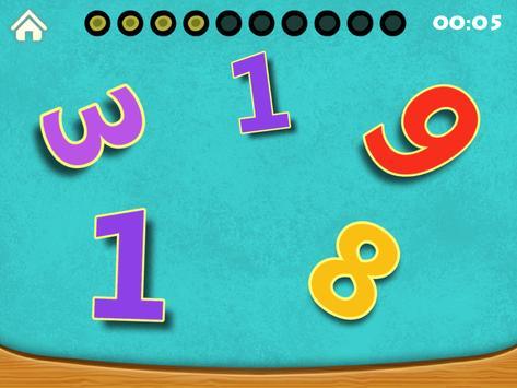 Match Game - Numbers screenshot 11