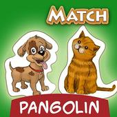 Match Game - Dogs & Cats icon