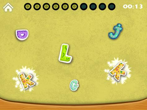 Match Game - ABC Letters screenshot 2