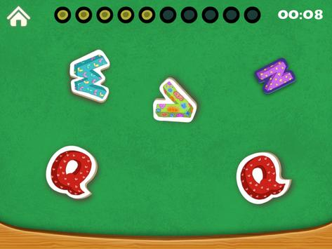 Match Game - ABC Letters screenshot 6