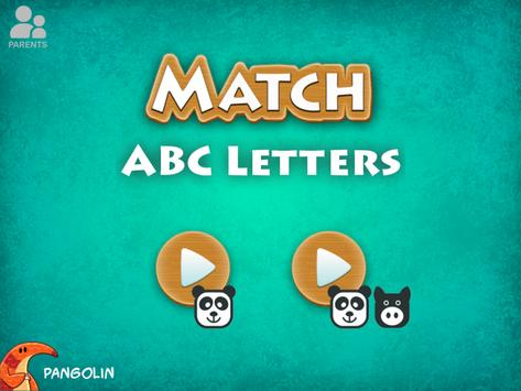 Match Game - ABC Letters screenshot 9