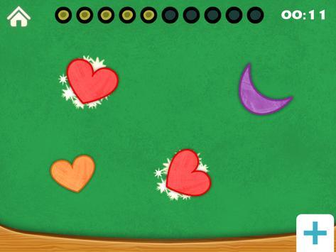 Baby Match Game - Shapes screenshot 2