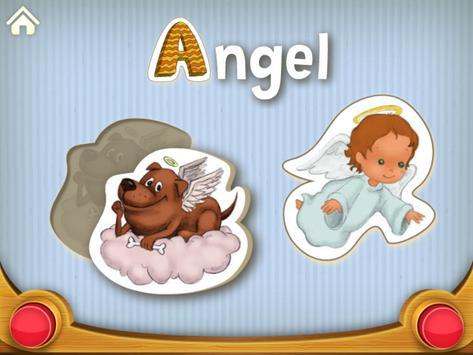 ABC Baby Puzzle - Vol.1 screenshot 1