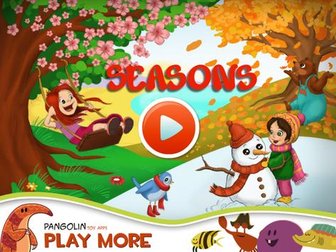 Seasons Puzzle poster