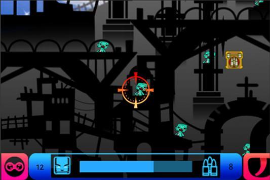 The Last Life VS Zombies Sniper apk screenshot