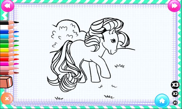 Coloring Unicorns apk screenshot