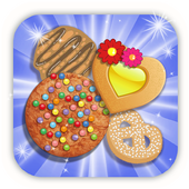 Make Cookies Cooking Games icon