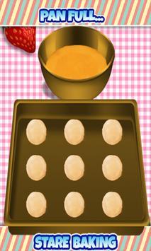 Make Cookies Cooking Games screenshot 1