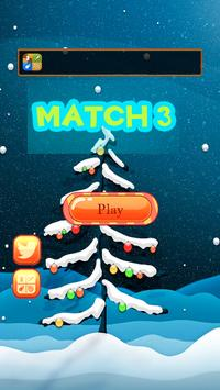 Christmas Match 3 Games poster