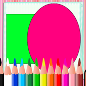 Shapes Colors icon