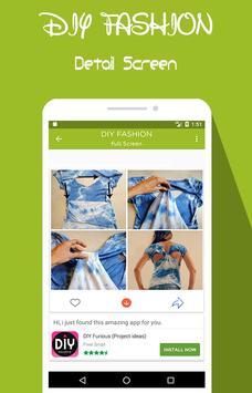 DIY Fashion screenshot 1