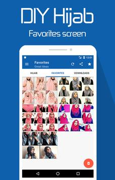 DIY Hijab apk screenshot