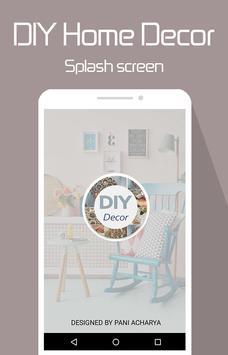 DIY Home Decor poster