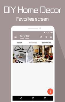 DIY Home Decor screenshot 10