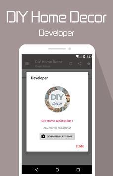 DIY Home Decor screenshot 11