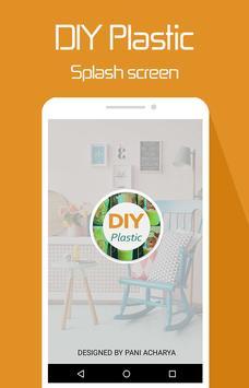 DIY Plastic poster