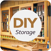 DIY Storage icon