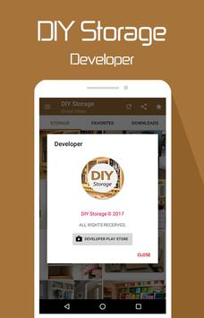 DIY Storage apk screenshot