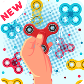 Fidget Spinner (x2) icon