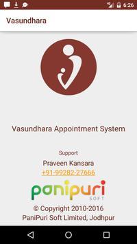 Vasundhara poster