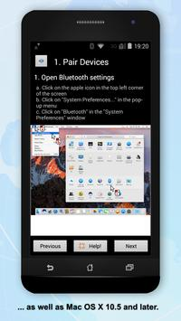 SecureTether - Secure no root Bluetooth tethering screenshot 3