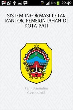 SILKAPEM Pati poster