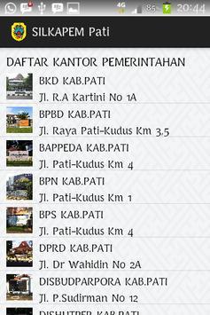 SILKAPEM Pati screenshot 2