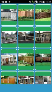 New Fences Design 2017 screenshot 2