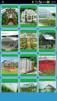 New Greenhouse Design 2017 poster
