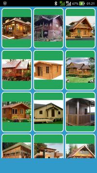 New Wooden House Design 2017 poster