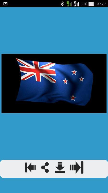 Newzealand Flag Wallpaper Für Android Apk Herunterladen