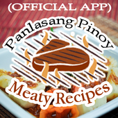 Panlasang Pinoy Meaty Recipes (Official) icon