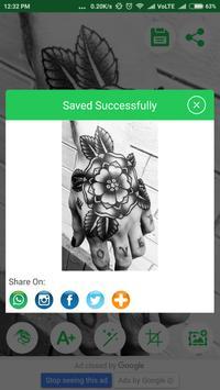 Tattoo For Women & Girl Editor apk screenshot