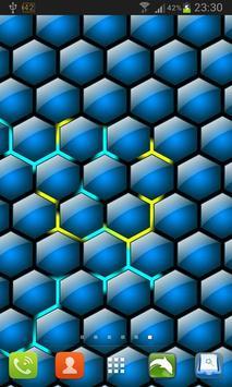 Cells Live Wallpaper Apk Screenshot