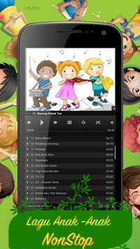Lagu Anak - Anak Nonstop ảnh chụp màn hình 1