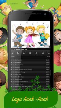 Lagu Anak - Anak Nonstop ảnh chụp màn hình 2