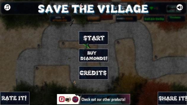Save The Village poster