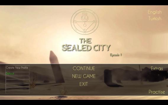 The Sealed City Episode 1 screenshot 12