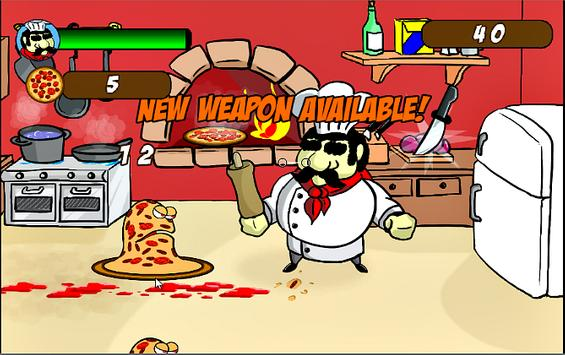 Pizza Game Free : Pizza Killer screenshot 2
